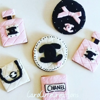 Chanel Inspired Set!